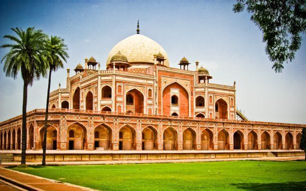 Tumba de Humayun, Delhi - circuito por India