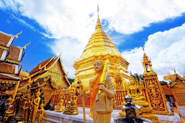 Circuito por Tailandia, templo de Chiang Mai