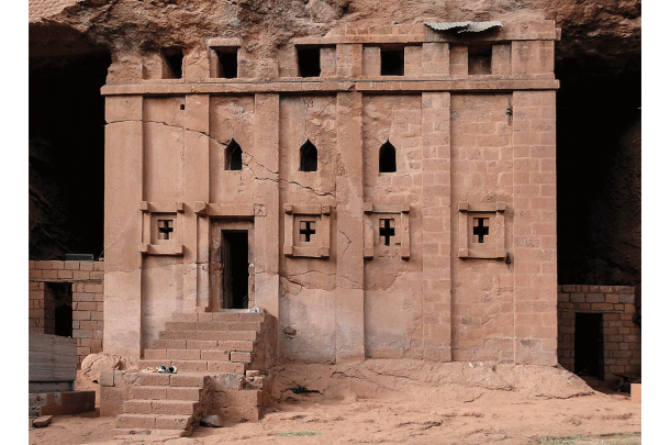 Biete Abba Libanos - viaje a Etiopía ruta cultural