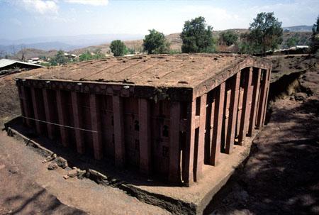 Biete Medhane Alem - viaje a Etiopía