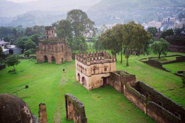 Castillos de Gondar - viaje a Etiopía ruta cultural