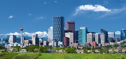 Calgary, viaje a oeste