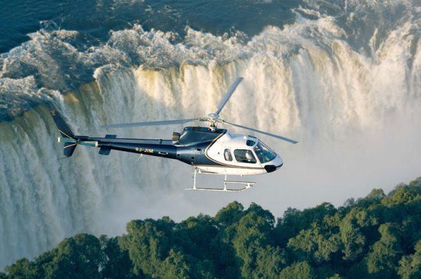 vuelo helicópero cataratas Victoria