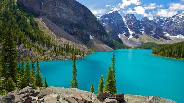Lago Louise - viaje a oeste de Canadá