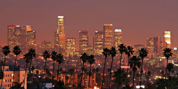 Los Ángeles - circuito por Estados Unidos