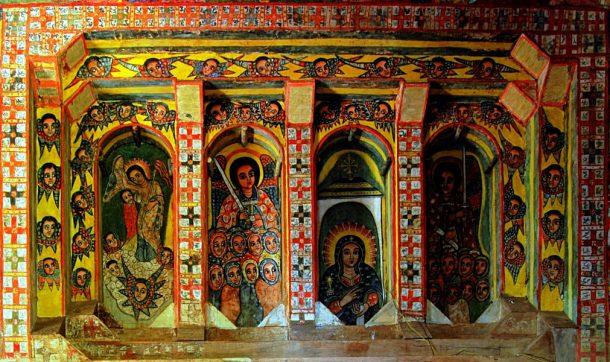 monasterio del lago Tana - viaje a Etiopía ruta cultural