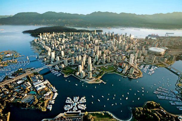Vancouver - viaje a oeste de Canadá