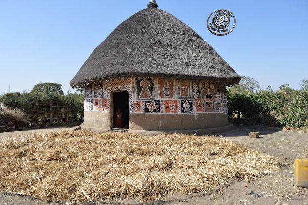 Casa Gurage - circuito por Etiopía sur