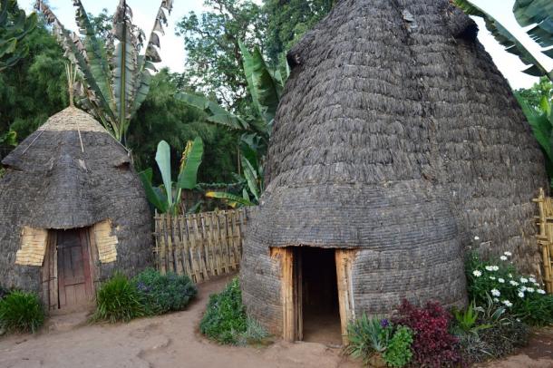 Casas Dorze - circuito por Etiopía sur