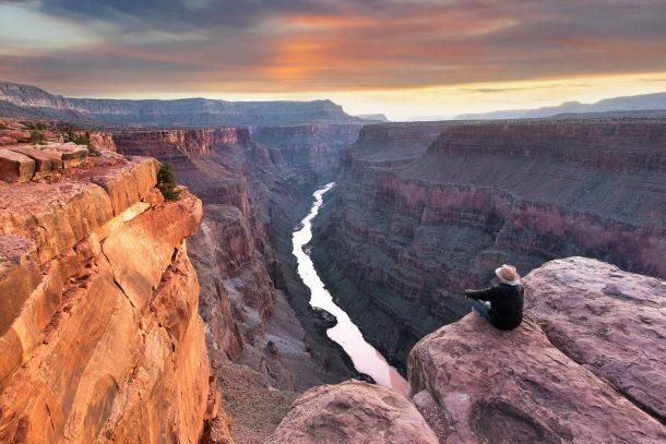gran cañón del colorado - circuito por estados unidos costa oeste