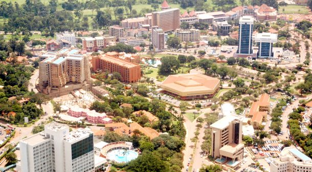 Kampala - safari por Uganda