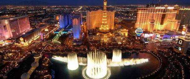 Las Vegas - circuito por Estados Unidos costa oeste