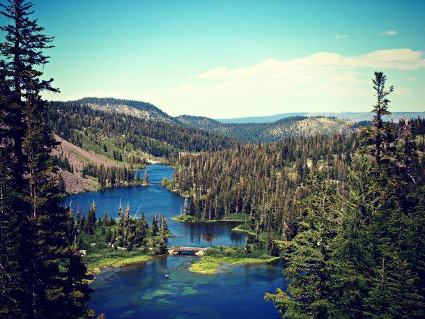 Mammoth lakes - circuito por Estados Unidos costa oeste