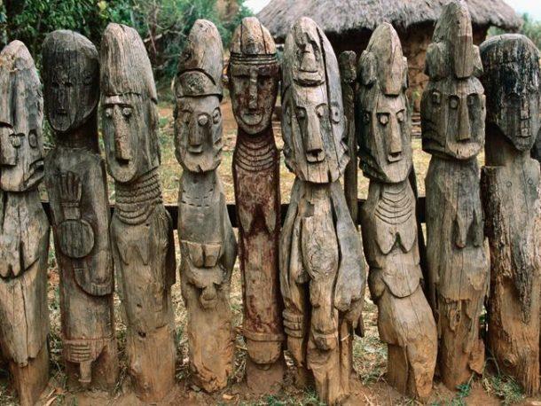 Poblado Konso - viaje al sur de Etiopía