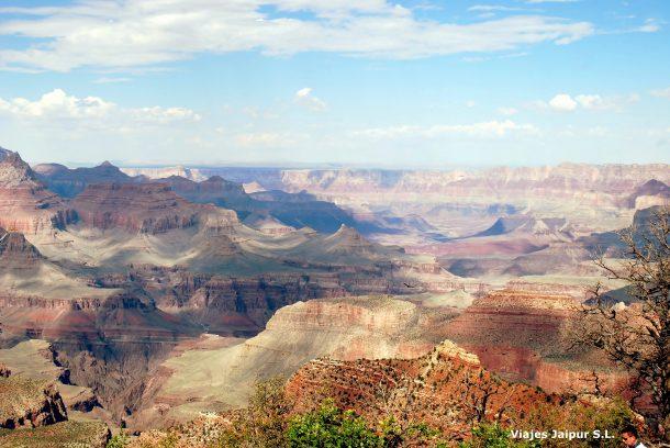 Parque Nacional Grand Canyon, grandes parques del oeste