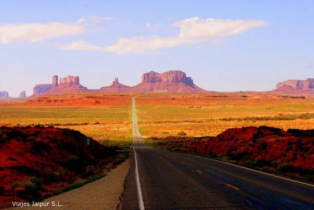 Monument Valley, Utah, grandes parques del oeste