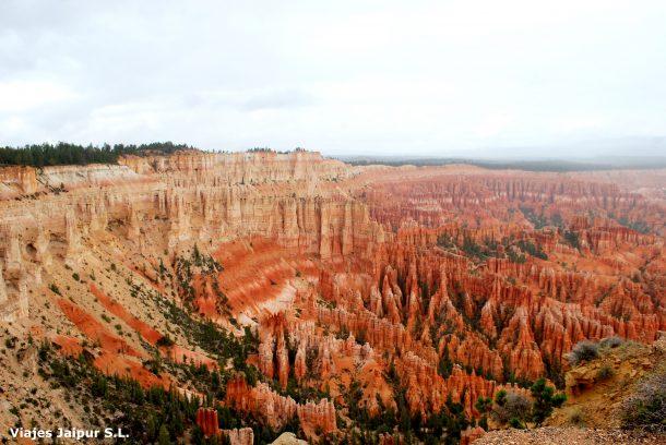 Parque Nacional Bryce Canyon, grandes parques del oeste
