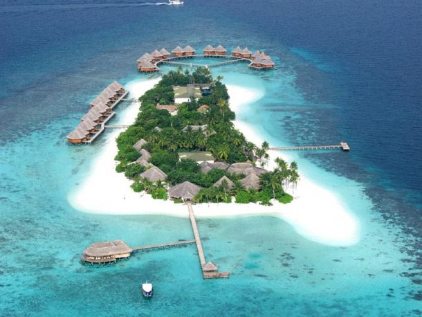 Hotel de Maldivas - viajes a Maldivas