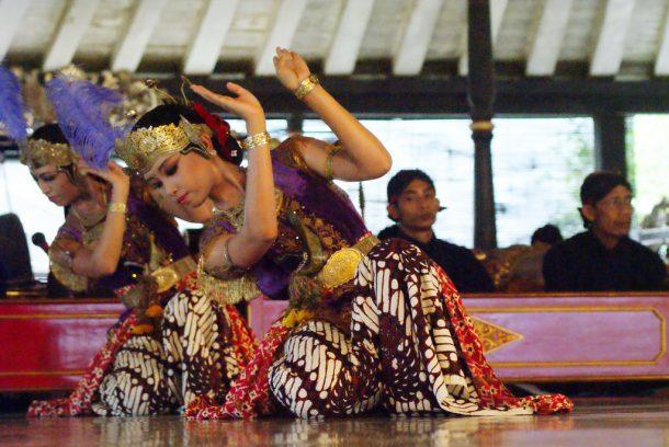 Danzas tradicionales - viaje a Bali y Java