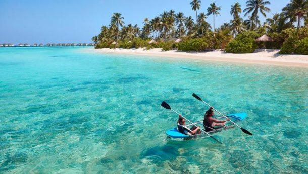Kayak - viajes a Maldivas