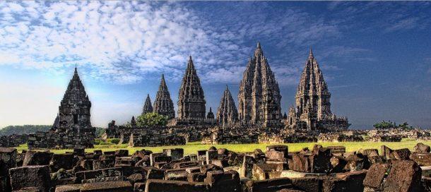 Templos de Prambanan - viaje a Bali y java