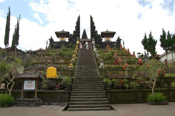 Templo madre de Besakih - viaje a Bali y Java