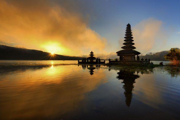 Templo de Ulun Danu - viaje a Bali y Java