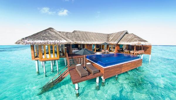 Water villa - viajes a Maldivas