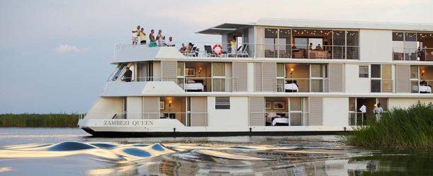 Crucero por el río Chobe, Botsuana - safaris y viajes a Botsuana