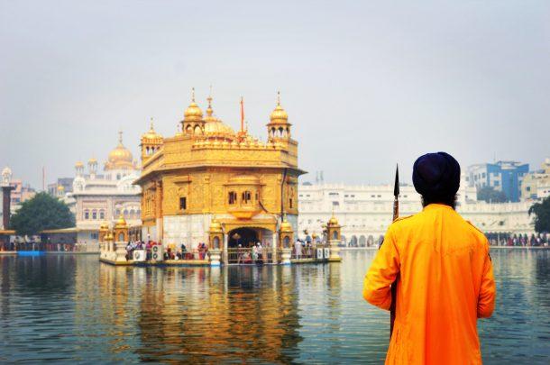Amritsar-Templo de Oro