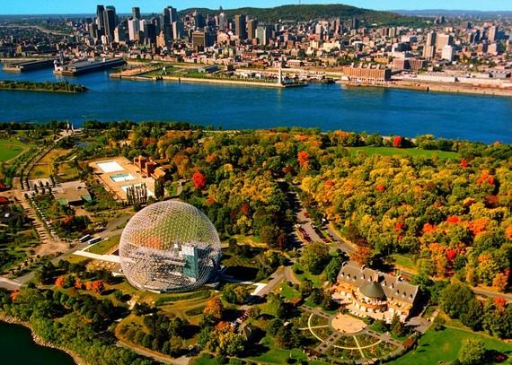 Montreal-circuitos por Canadá