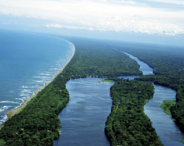 Parque Nacional Tortuguero-Costa Rica