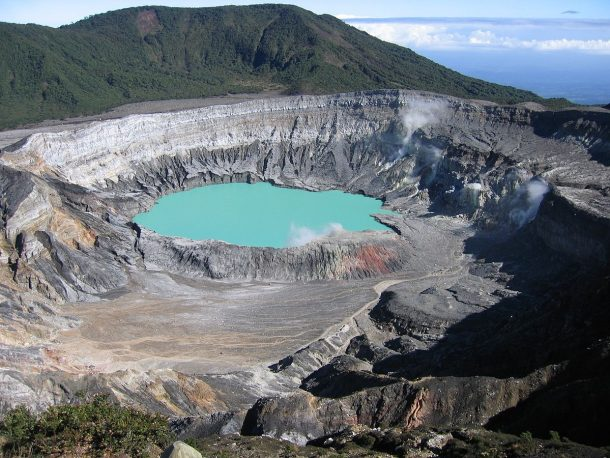 Parque Nacional Volcán Poas-recorriendo costa rica