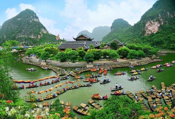 Templo de Bai Dinh-Vietnam aventurero