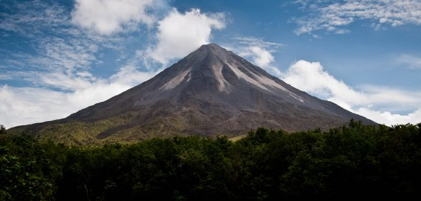 Volcán Arenal-Costa Rica
