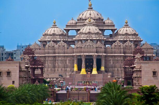 Akshardham-Delhi-India soñada