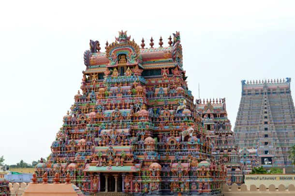 Templo Meenakshi-Madurai