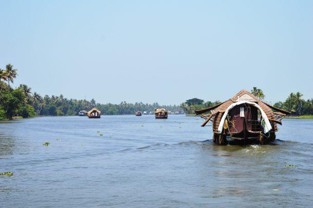 Backwaters-Kumarakom