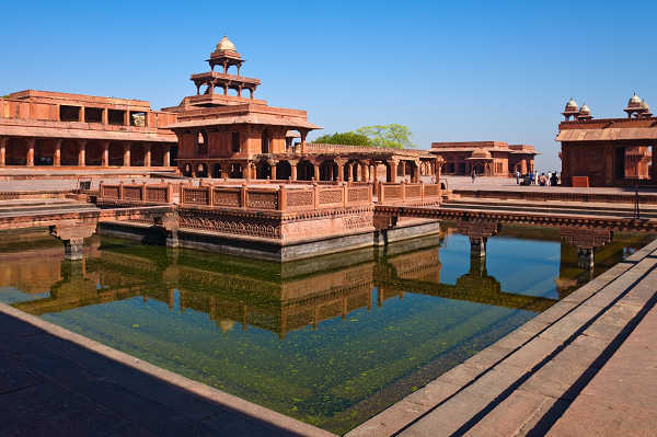 Fathepur Sikri-India soñada