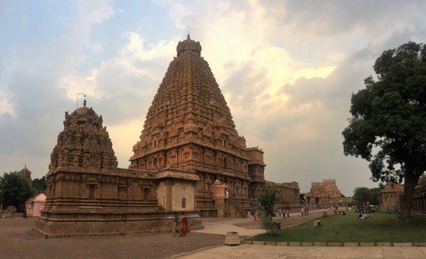 Templo de Brihadeshwara-Maravillas del Sur de India