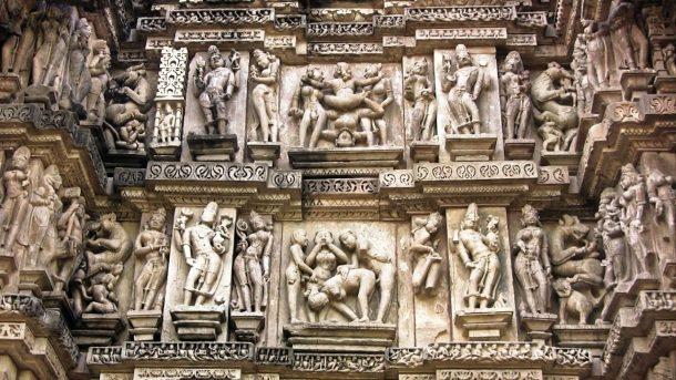 Templos de Khajuraho-India soñada