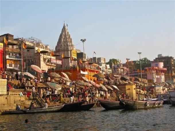 Varanasi-Ganges