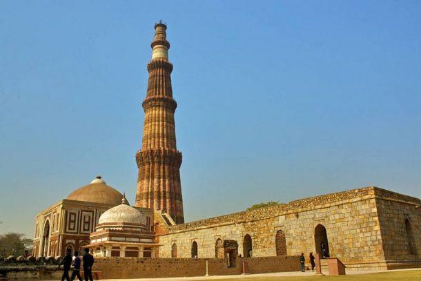 Qutub Minar-India Soñada