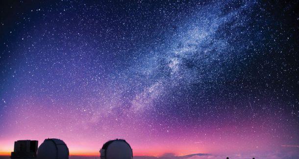 Mauna Kea-observación estrellas-exuberantes islas de hawaii