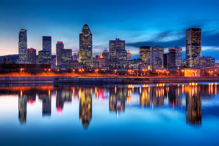 Montreal-canada clasico especial con niagara