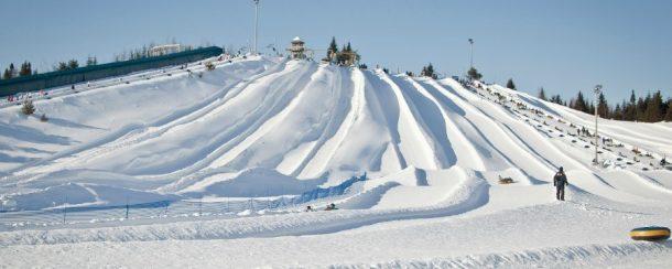 Parque de Valcartier-canada-invernal-con-niagara