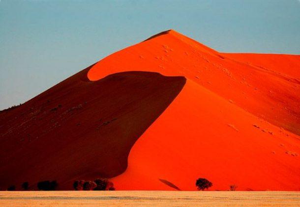 Duna 45, Sossusvlei - viaje a Namibia
