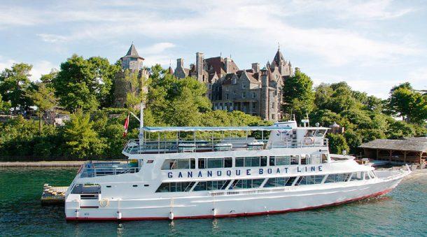Crucero Thousand Island-encantos del este de estados unidos y canada