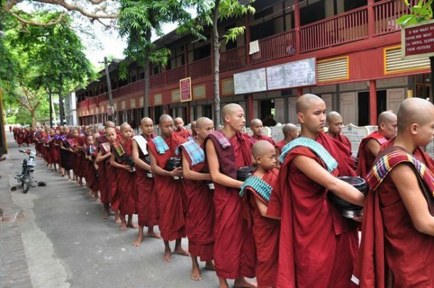 Mahagandayon-maravillas de myanmar