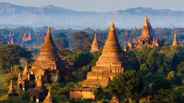 Templos de Bagan-myanmar a tu aire